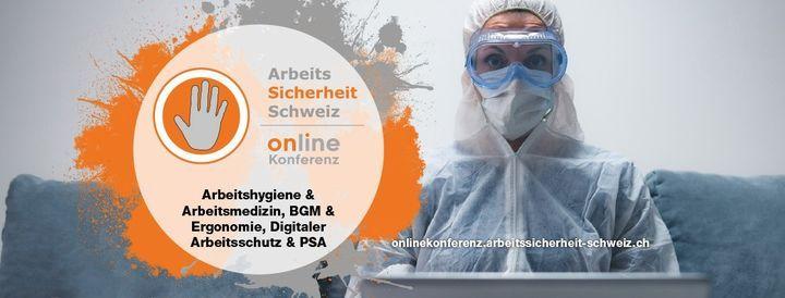 ArbeitsSicherheit Schweiz Online Konferenz, 21 September | Online Event | AllEvents.in