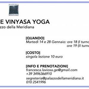 Yoga a Palazzo della Meridiana