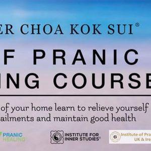 Online Self Pranic Healing Course with Nayana Patel