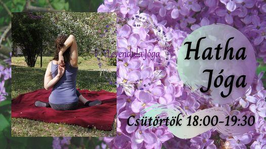 Interaktív Online Jógaóra – Hatha Jóga, 13 May | Event in Szeged | AllEvents.in