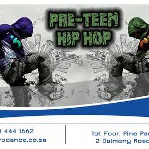 Pre-Teen Hip Hop