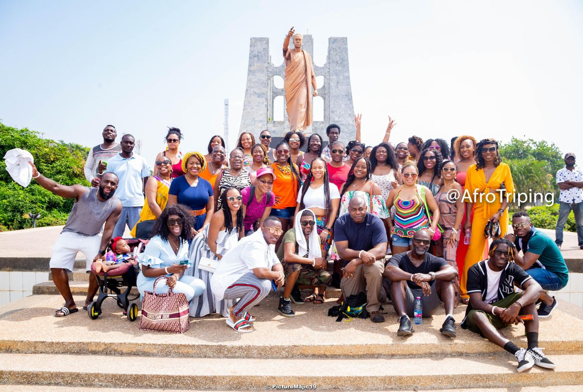 AfroTriping   Beyond The Return Ghana Trip   9 Nights, 18 December   Event in Accra   AllEvents.in
