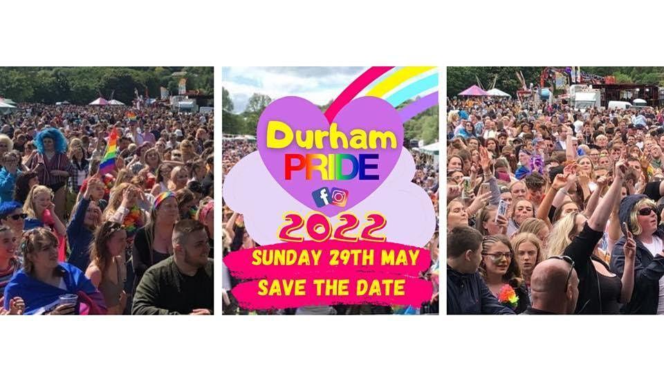 Durham Pride 2022, 29 May   Event in Durham   AllEvents.in