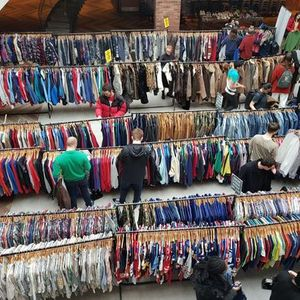 Durham Vintage Clothing Sale