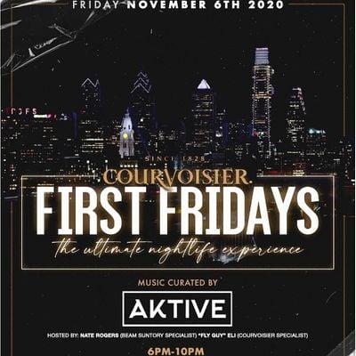 Courvoisier First Friday
