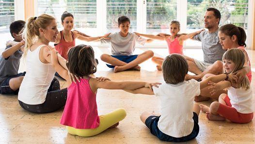 Yoga for Kids - Teacher Training
