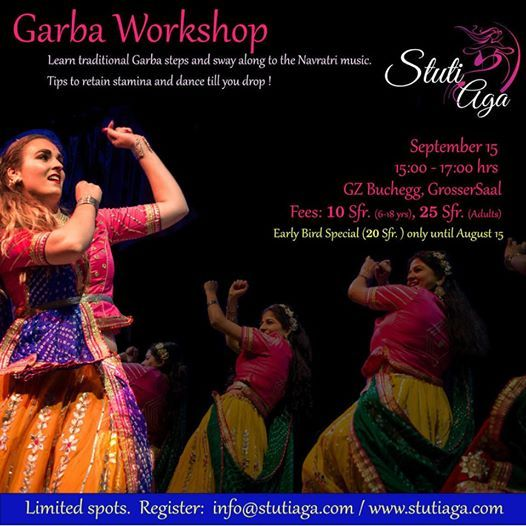 SHARAD POORNIMA GARBA events in the City  Top Upcoming