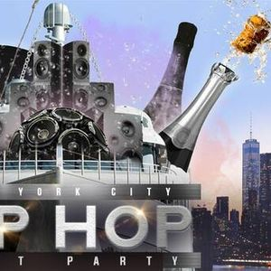 The 1 Hip Hop & R&B NYC Yacht Cruise Boat Party
