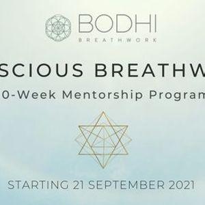 10-Week Conscious Breathwork Mentorship Program