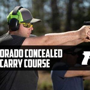Colorado Concealed Handgun Permit Course - Aurora CO
