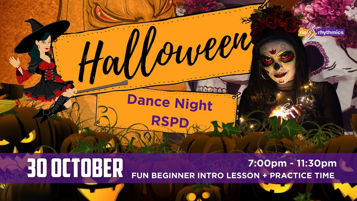Trick or Treat yourself to a Halloween Dance Night, 30 October   Event in West End   AllEvents.in