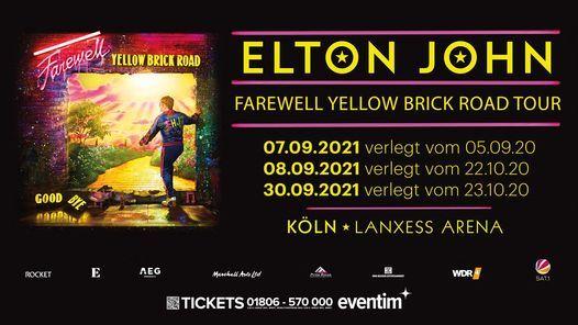 Elton John - Farewell Yellow Brick Road  Kln