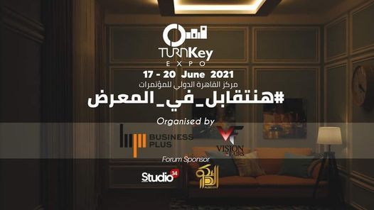 TurnKey Expo 2021, 17 June   Event in Helwan   AllEvents.in