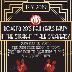 Roaring 20s New Years Party at STA