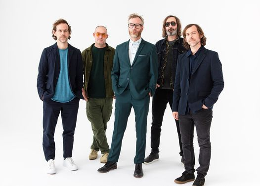 The National - Live at the Marquee, Cork, 6 June | Event in Killarney | AllEvents.in