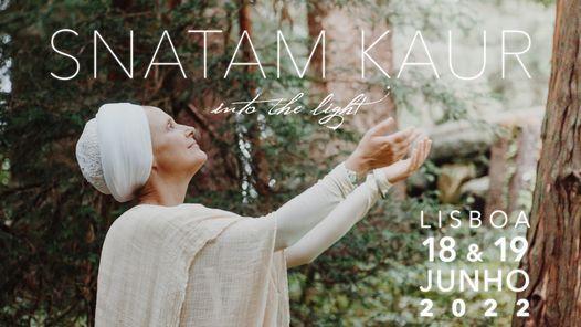 Snatam Kaur ao vivo em Lisboa 2022, 19 March | Event in Lisbon | AllEvents.in