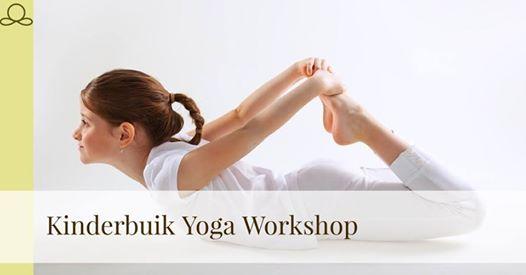Kinderbuik Yoga