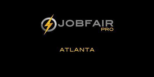 Atlanta Job Fair January 9th 2020 at The Westin Peachtree Plaza