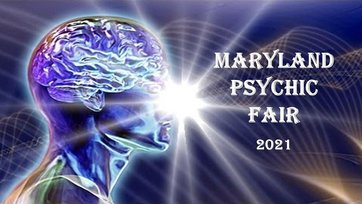 Maryland Psychic Fair  2021, 12 September | Event in Gambrills | AllEvents.in