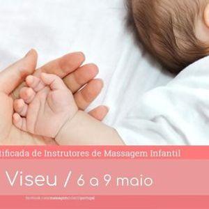Formao de Instrutores de Massagem Infantil