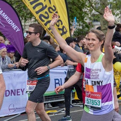 Maudsley Charity London Marathon 2021