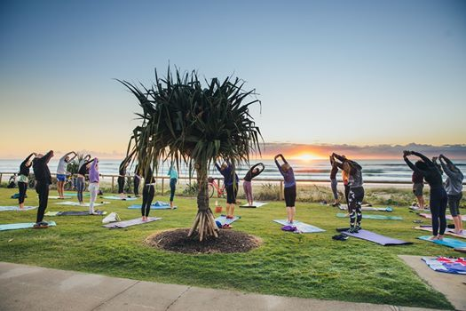 Beach Cleans and Community Yoga Morning