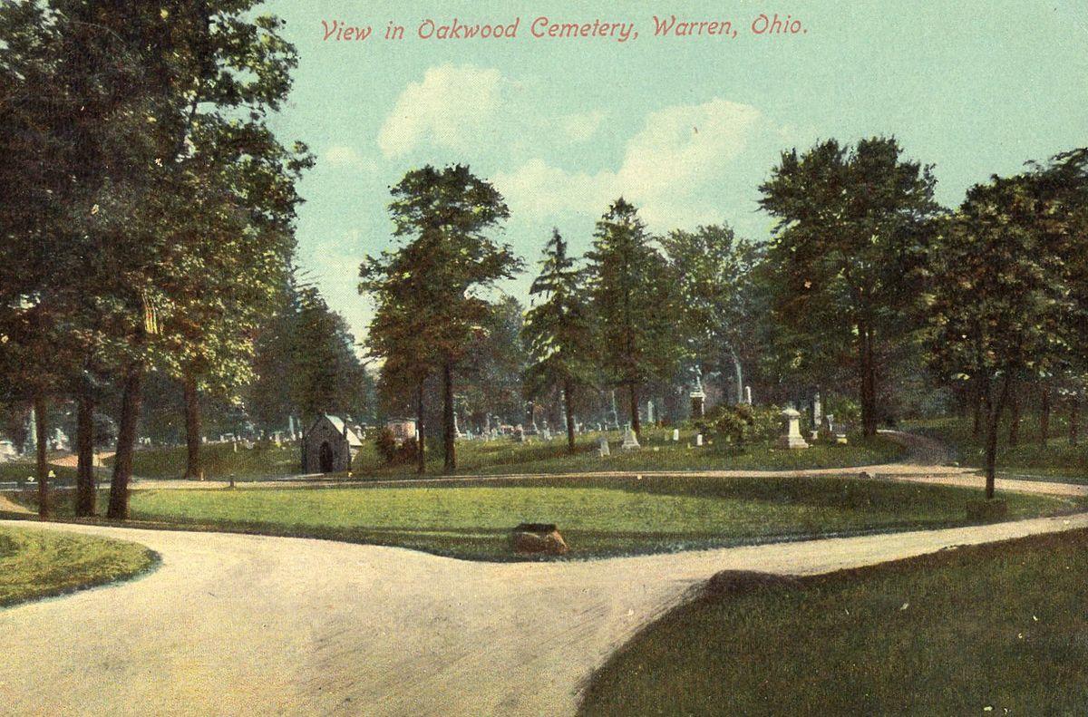 Oakwood Christmas Tour 2021 Oakwood Cemetery Walking Tour 10am Oakwood Cemetery Warren June 19 2021 Allevents In
