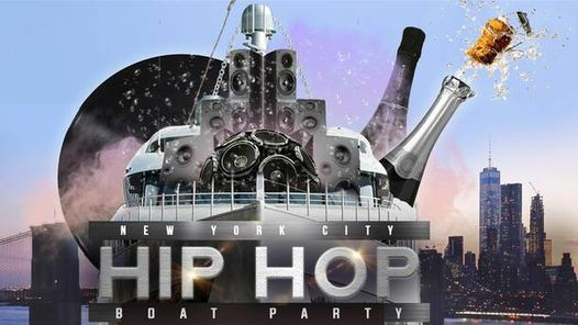 The #1 Hip Hop & R&B NYC Yacht Cruise Boat Party, 26 April | Event in York | AllEvents.in