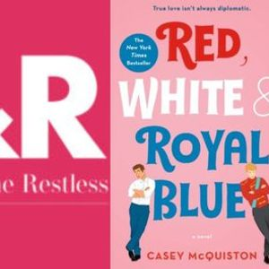ZOOM - The Young & the Restless Bookclub - Red White & Royal Blue