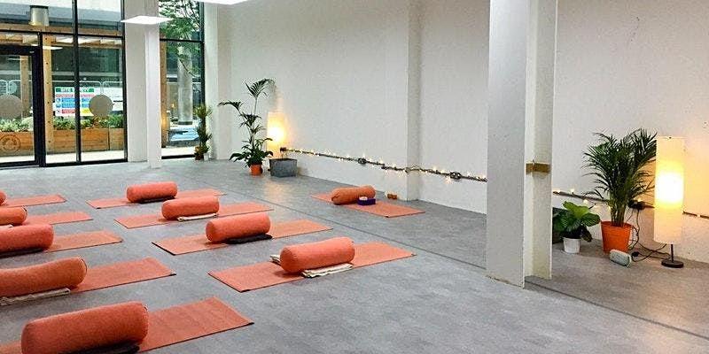 Restorative Teacher Training including Yoga Nidra & Mindfulness, 19 November   Event in Leeds   AllEvents.in