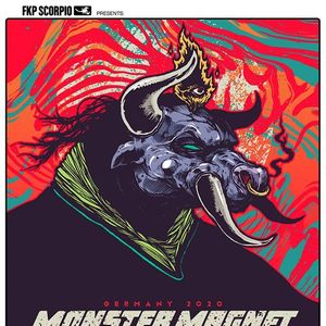 Monster Magnet  Berlin Metropol