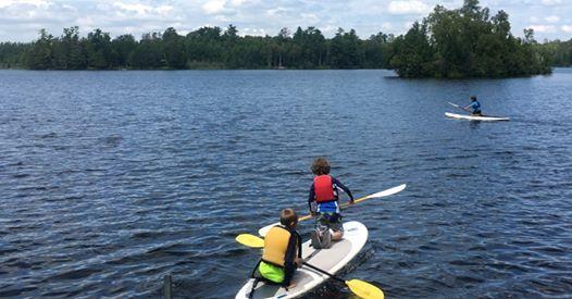 Swim Kayak SUP Canoe and Climb