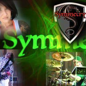 Symmetry LIVE SHOW Captains Corner MAR 19th 8PM-12AM