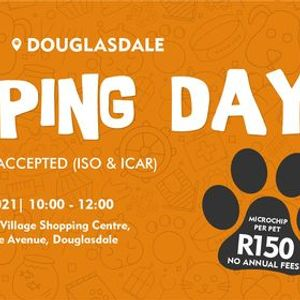 Douglasdale Chipping Day