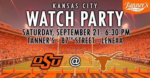 OSU vs Texas - KC Watch Party
