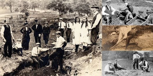 'Race to Dig: The Amateur Archaeologists Who Saved NYC's Past' Webinar, 6 May | Online Event | AllEvents.in