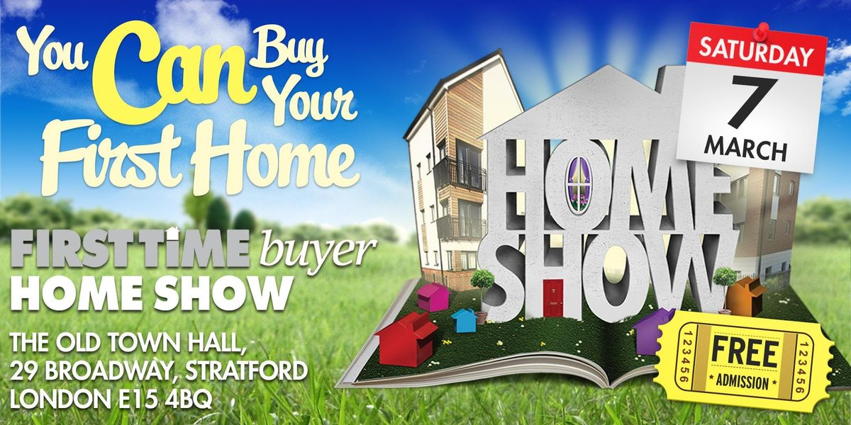First Time Home Buyer 2020.First Time Buyer Home Show Stratford 2020 At The Old Town