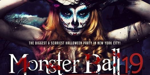 Monster's Ball NYC, 29 October   Event in York   AllEvents.in