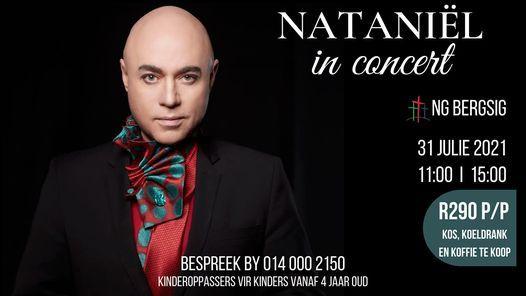 Nataniël in concert, 31 July   Event in Rustenburg   AllEvents.in