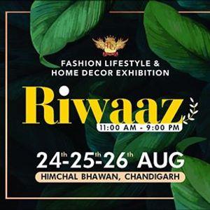 """&quotRiwaaz"""" Fashion Lifestyle & Home Decor Exhibition."""