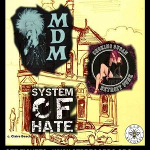Mere Dead Men System Of Hate Thee Acid Tongue