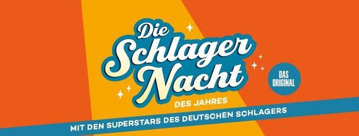 Schlagernacht 2021 Köln