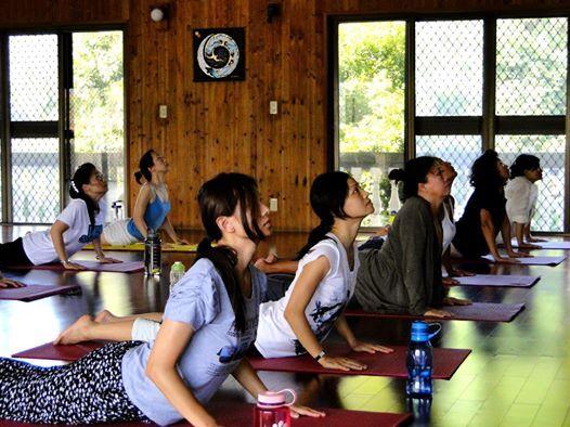 Yoga & Meditation Retreat in Taiwan