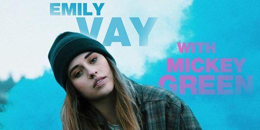 Emily Vay w Mickey Green