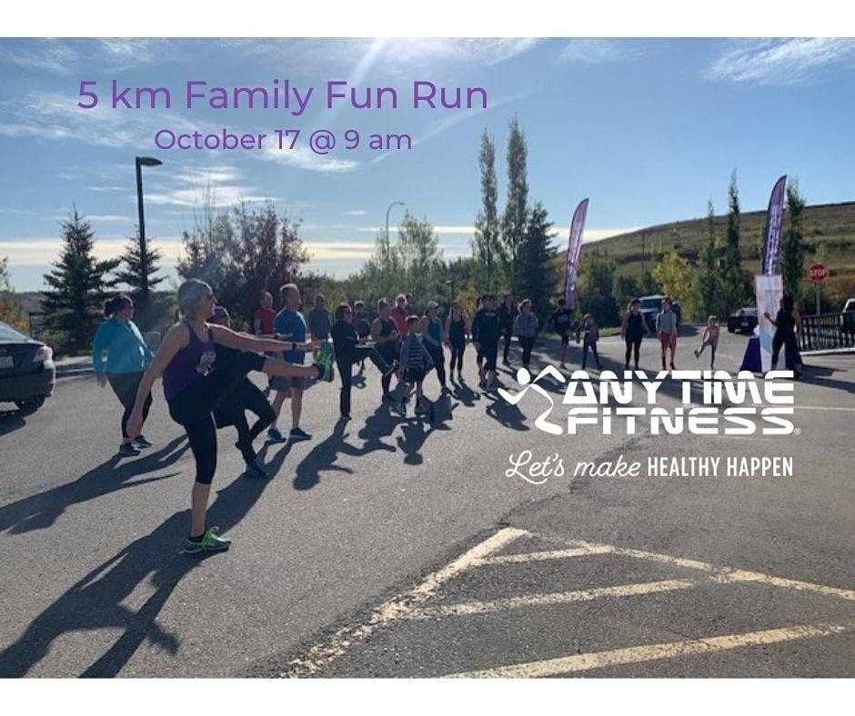 5 km Family Fun Run VIRTUAL | Event in Calgary | AllEvents.in