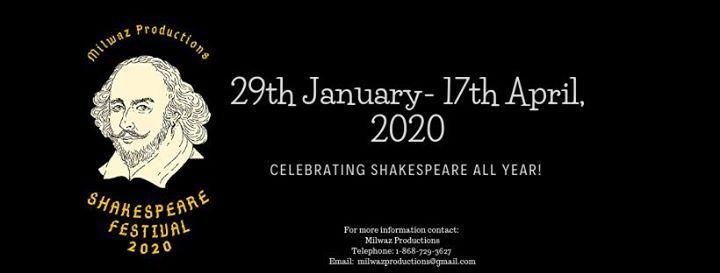 Cedar City Shakespeare Festival 2020.Milwaz Shakespeare Festival 2020 At Milwaz Productions Lopinot