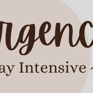 Emergence - One Day Intensive