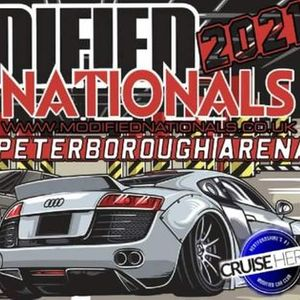 Cruise-Herts attends MODIFIED NATIONALS