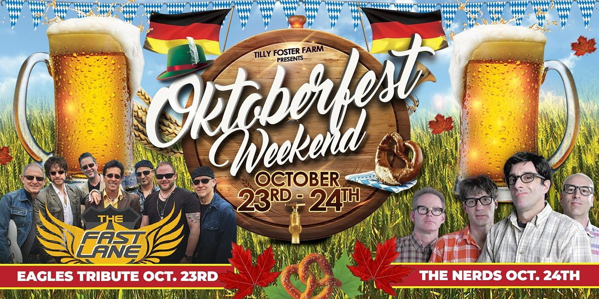 Oktoberfest Weekend 2021 at Tilly Foster Farm, 23 October | Event in Brewster | AllEvents.in