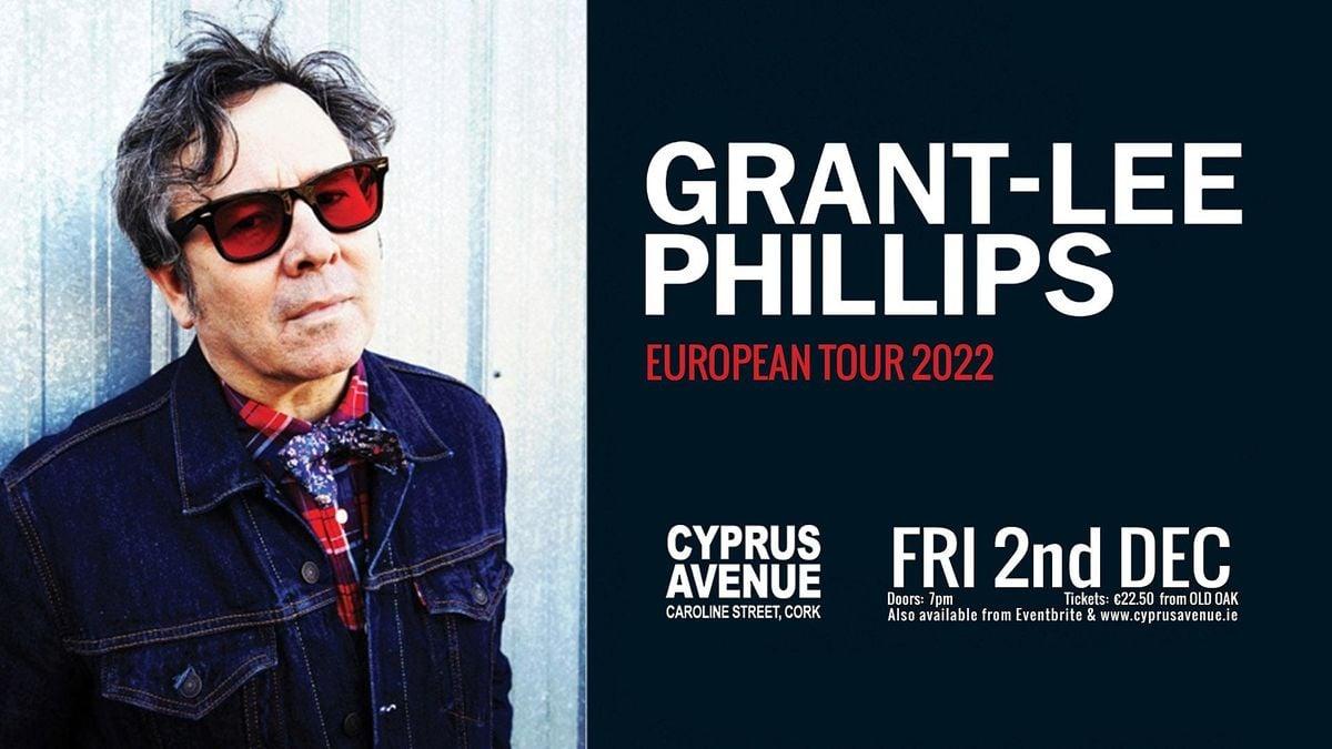 Grant-Lee Phillips, 4 December | Event in Cork | AllEvents.in